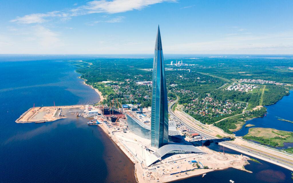 Lakhta Centre, Russia
