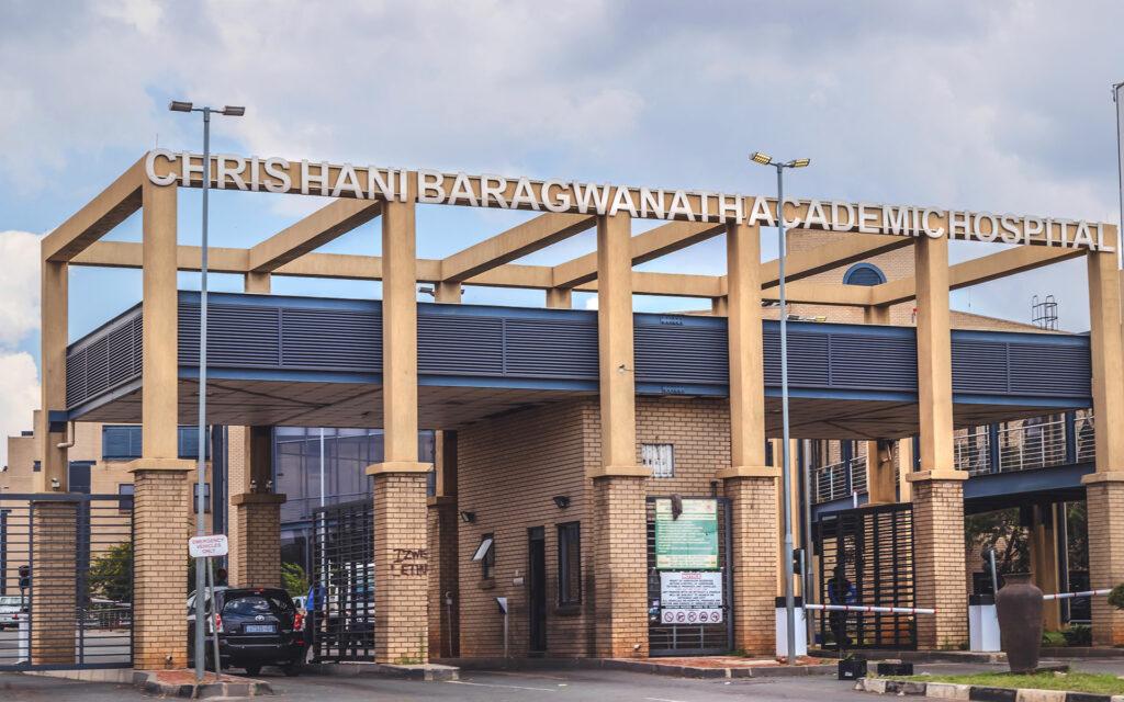 Chris Hani Baragwanatha hospital